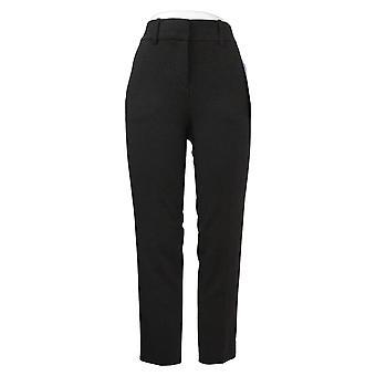Kirkland Signature Women's Pants Soft Pull On Black