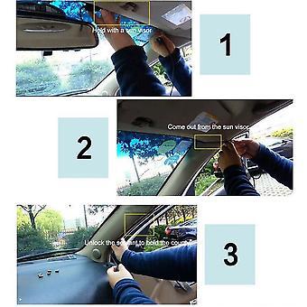 Hd 1080p Car Video Recorder Dual Lens Recording Car Dvr Camera Recorder
