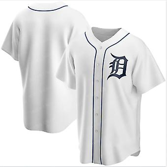Men's Baseball Jersey #24 Miguel Cabrera Tigers Player Jersey T-shirt Game Fans Sports Baseball Uniforms S-3xl