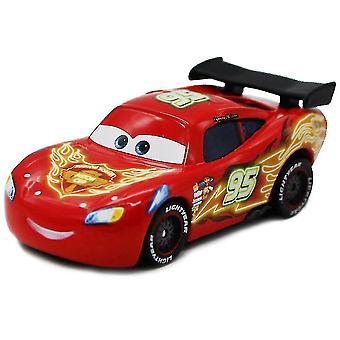 No.95 Világítás Mcqueen Racing Autó Játék Cool