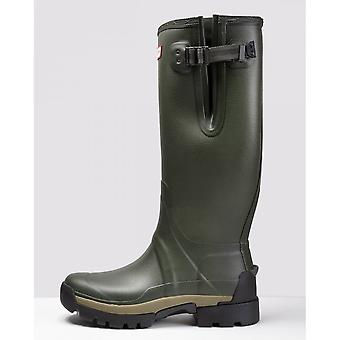 Hunter Hunter Balmoral Side Adjustable 3mm Neo Lined Tech Sole Mens Tall Boot