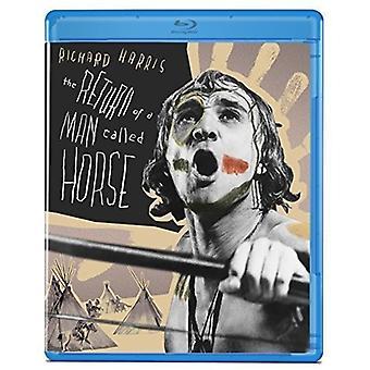 Ritorno di importazione un uomo chiamato cavallo [Blu-ray] Stati Uniti d'America