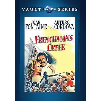 Frenchman's Creek [DVD] USA importeren