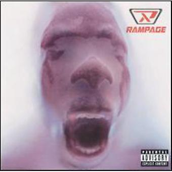Rampage - Scouts Honor by Way of Blood [CD] USA import