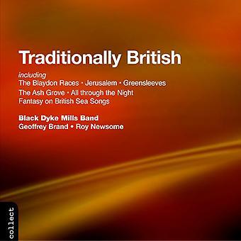 Black Dyke Mills Band - Traditionally British [1990] [CD] USA import
