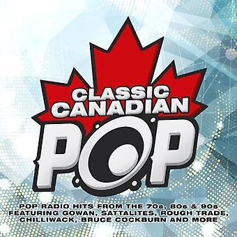 Classic Canadian Pop - Classic Canadian Pop [CD] USA import