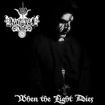 Luciferian Rites - When the Light Dies [CD] USA import