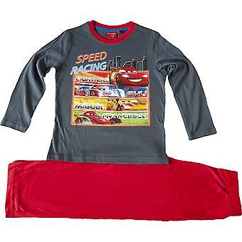 Chłopcy Disney Cars Piżama długi rękaw