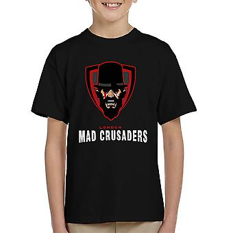 Mad kruisvaarders taboe Kid's T-Shirt