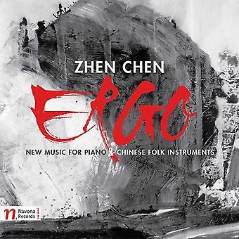 Chen / Shen / Yang / Pang - Zhen Chen: Ergo [CD] USA import