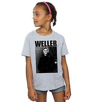 Paul Weller Girls Legend Photo T-Shirt