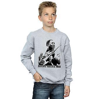 Muddy Waters garçons Hoochie Coochie Man Sweatshirt