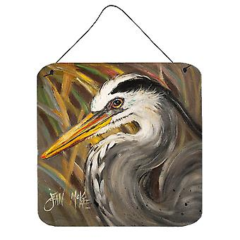 Carolines Treasures  JMK1229DS66 Blue Heron Wall or Door Hanging Prints