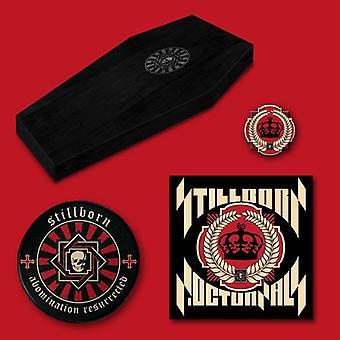 Stillborn - Nocturnals - Coffin Box Set [CD] USA import