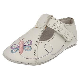 Meisjes Startrite Pram schoenen Flutter