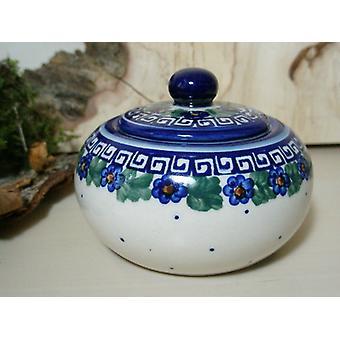 Zucchero / marmellata vasetto, unico 52 - ceramica di Bunzlau - BSN 6610