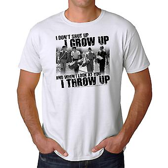 Stand By Me Grow Up Men's White T-shirt
