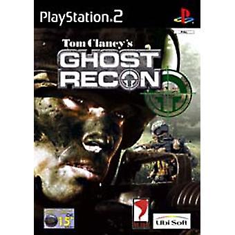 Tom Clancys Ghost Recon (PS2) - Nouvelle usine scellée