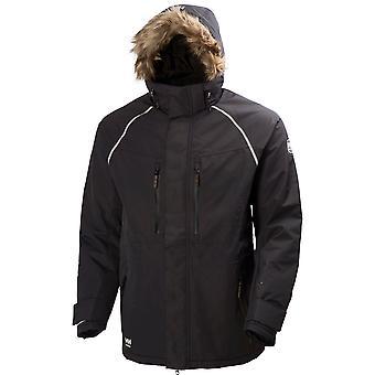 Helly Hansen Mens impermeable de invierno Ártico Workwear Parka chaqueta abrigo