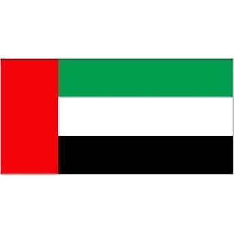 Yhdistyneet arabiemiirikunnat 5 jalkaa x 3 ft lippu