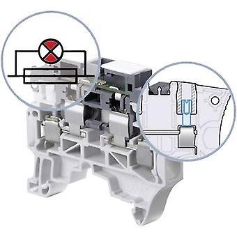 ABB 1SNK 508 415 R0000 Sicherung Klemme 8 mm Schrauben Konfiguration: L Grau 1 PC
