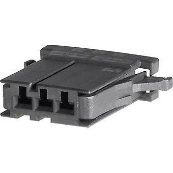 Cabina de TE conectividad conector - cable dinámico 3000 serie número de espaciamiento de pernos 3 contacto: 3,81 mm 178288-2-3 1 PC