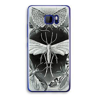 HTC U Ultra przezroczysty (Soft) - Haeckel Tineida