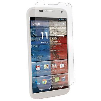 Motorola Moto X için BodyGuardz HD Parlama Önleyici Ekran Koruyucusu (Clear)