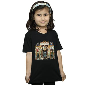Michael Jackson Girls Dangerous Album Cover T-Shirt