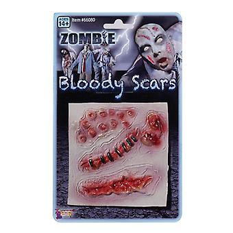 Bnov Zombie cicatrices sanglante