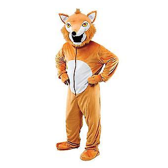 Bnov Fox Costume (Costume With Big Head)