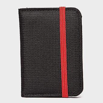 Nouveaux techniques de stockage sécurisé RFID Carte Portefeuille Noir