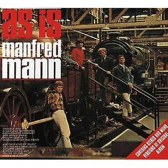 Manfred Mann - As Is [CD] USA import