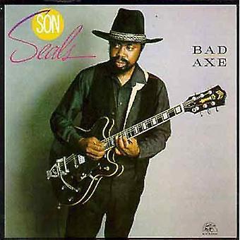 Son Seals - Bad Axe [CD] USA import