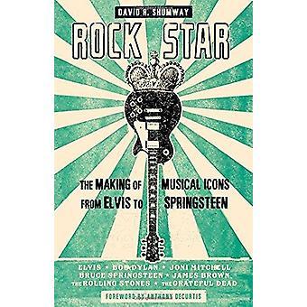 Rockstar - The Making of musikalische Symbole von Elvis zu Springsteen von D