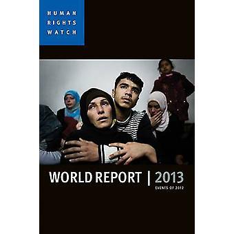 Verden rapporten 2013 - hendelsene i 2012-9781447309390 bok