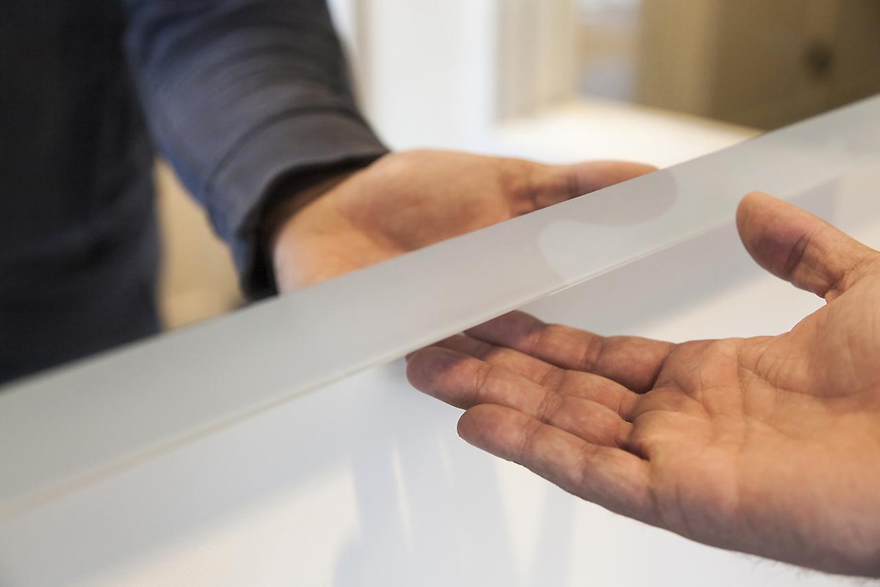 Vena Shaver Edge LED Bathroom Mirror Demister Pad & Sensor k8402iv