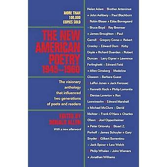 Die neue amerikanische Poesie - 1945-1960 von Donald Allen - 9780520209534 B