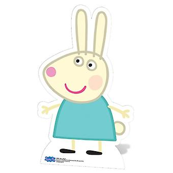 Rebecca Rabbit Lifesize Cartone Cutout / Standee - Peppa Pig