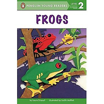 Frogs: All Aboard Science Reader Station Stop 1 (All Aboard Reading)