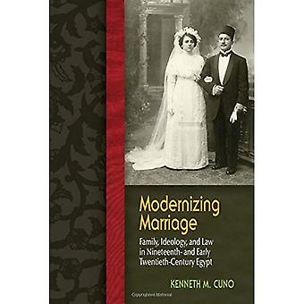 Modernizacja małżeństwa:, Ideologia, prawo rodzinne i w XIX i na początku XX wieku Egipt (płci globalizacji)
