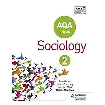 AQA sosiologi for A-nivå bok 2
