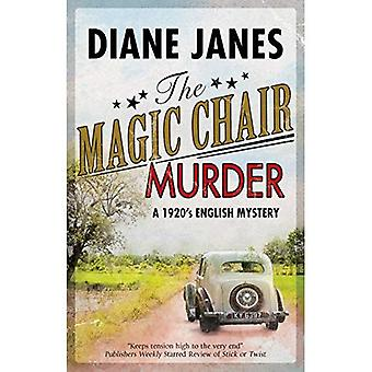 The Magic Chair Murder (Black and Dod Mystery)