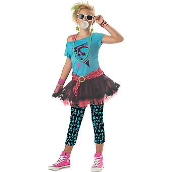 80's Girl Child Costume