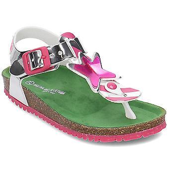 Agatha Ruiz De La Prada 192985 192985APLATAYRAYAS2629 uniwersalne letnie buty dziecięce