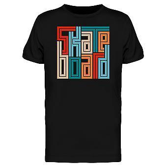 Skateboard Retro graafinen t-paita miesten-kuva: Shutterstock