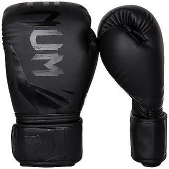 VM Challenger 3.0 kroken & Loop boksing treningshanske - alle svart