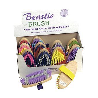 Beastie Körperbürste (Packung mit 12)