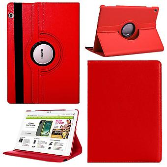 For Huawei MediaPad M5 Lite 10.1 Bag Case Case Cover Case Protection Red New