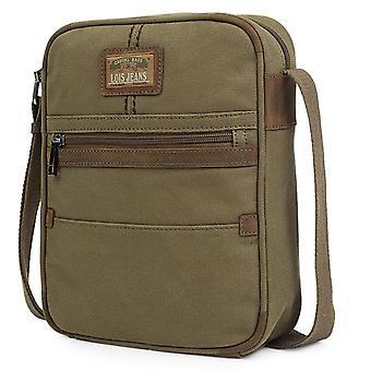 Bolso Con Bandolera Ajustable Porta Ipad O Tablet Para Hombre De La Marca Lois Modelo Kenai 303326